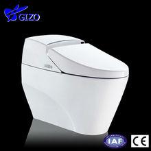 Gizo 1 piece toilet Intelligent portable One piece wc Bowl