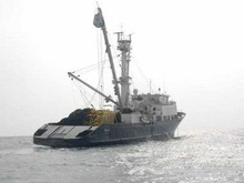 TUNA FISHING VESSEL FOR SALE