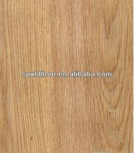 recycle material vinyl plank/tile flooring PVC flooring 1.3mm/0.07mm