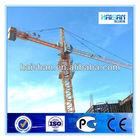 Hot Sale Qtz Tower Crane Specification