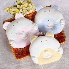 100% cotton velvet soft baby head pillow