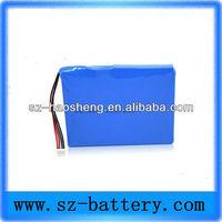 12v 1ah 3S-603450 Lipo 12 volt batteries for sale