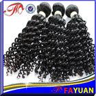 5A virgin sugar brazilian real hair extensions