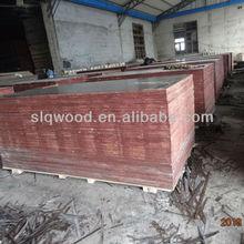 Poplar Plywood Film Faced Plywood WBP Glue for Construction