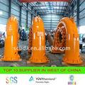 micro turbina água para usina hidrelétrica