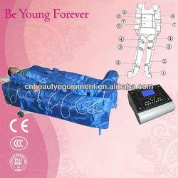 Body lymphatic drainage massage device