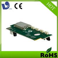 plain circuit board