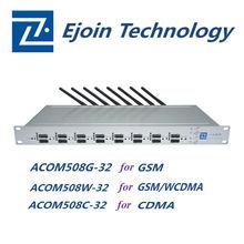 quad band 8x gsm sim gateway: trunk to asterisk ip