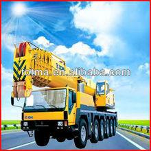 China unic truck mounted crane