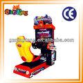 La ville de jeu simple! Prépaiement machine de jeu de course mr-qf295-3