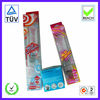 Custom design high quality plastic pencil box wholesale