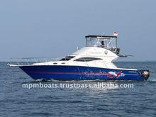 Marathon 38 Flybridge Cruiser Fiberglass Yacht