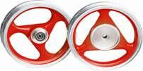 Motorcycle Wheel rim .Aluminium wheel for moto.13' moto rim