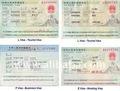 الصينية خطابات دعوة رجال الأعمال للحصول على التأشيرة وخدمات أخرى