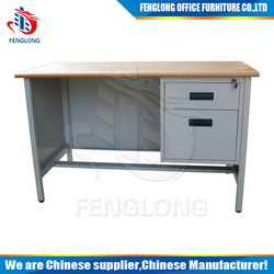 metal office furniture creative office furniture desk/modern cheap office desk table