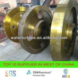 water turbine wheel