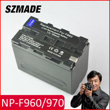 NP-F970 Video Camera batteries for SONY