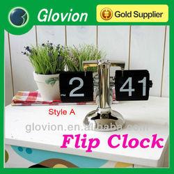 Best Sell flip clock retro flip clock auto digital flip clock retro