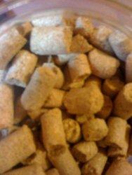 Corn Gluten Feed Pellets