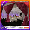 ESI cheap wedding curtains up drapery hardware