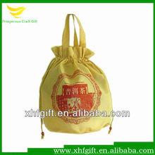 Small non woven drawstring tea bag