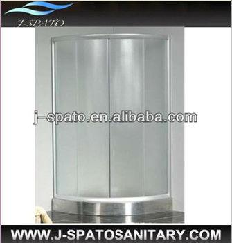For 2013 Hot Italy Outdoor High Quality Home Design Fiberglass Shower Screen