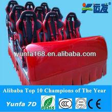 X-Rider Made in Guangzhou China/4D 5D cinema/4D 5D movie download/cinema manufacturer