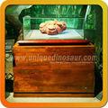 artificiais de fibra de vidro ovos de dinossauro para interiores e exteriores