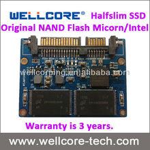 Wellcore ssds solid state disk 50mm halfslim ssd 128gb ssd