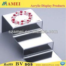 Boutique acrylic centerpiece mirror