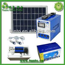 Hot Selling 6W4Ah home solar energy kit, home solar kit, solar kit