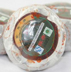 Weight Loss Orange Puerh Tea 8683