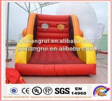 Inflatable Hoop Zone/basketball Shoot