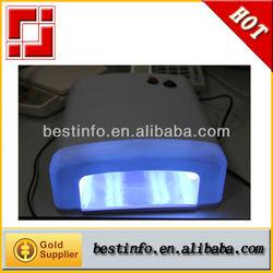 UV light for solidifying LOCA glue