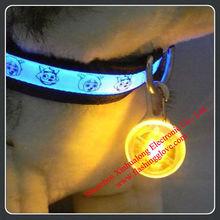 China Wholesale LED Pet/Dog/Cat Blinker Dog Safety light