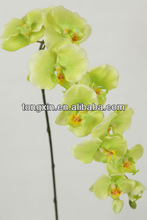 high quality collocation xmas artificial blue orchids wholesale