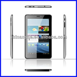 7 inch Android 4.2 OS Cheapest Tablet PC with SIM Slot Wifi HDMI