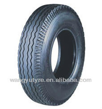 Mini truck bias nylon tires with RIB and LUG pattern Chinese tyre manufacturer