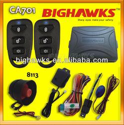 sheriff car alarms CA701-8113 Bighawks KIA Hyundai auto remote rio