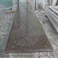 Marrom escuro artificial contador top, Pedra de mármore table top, Superfície sólida de mesa