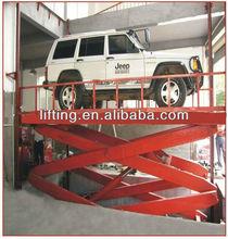 hydraulic aerial lift equipment
