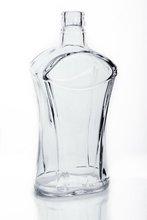 Glass bottles for alcoholic beverages