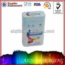 uso alimentare lattine round per nutrizione tritato di carne di imballaggio