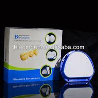 ceramic false teeth/amann girrbach ceramill system material AG71 zirconia blank