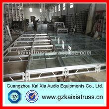 stage acrylic floor acrylic stage
