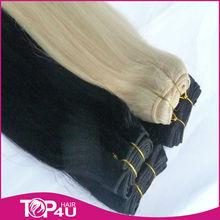 hair wholesalers 100% unprocessed virgin two tone brazilian hair weft