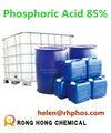 Usado para de fosfato de Orthophosphoric h3po4 ácido