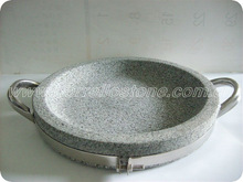 Heat Resistant Natural Cooking Stone