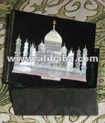 Marble Taj Mahal Box
