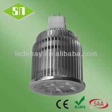 shenzhen 5w 7w blobe gu5.3 led high power mr16